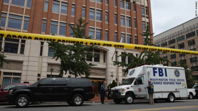 New charges, including terrorism count, in Family Research Council shooting