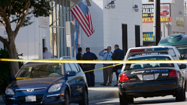 3 relatives killed in shootings at L.A.-area business, home