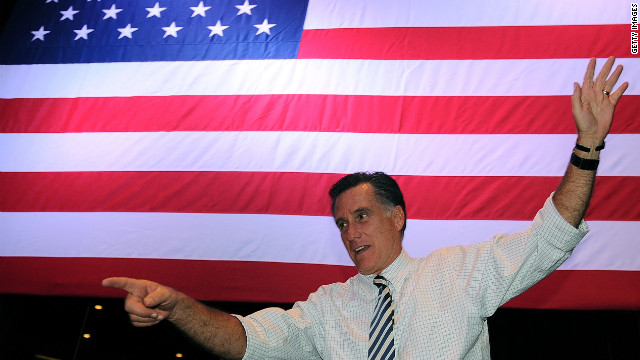 Romney to deliver economic speech Friday