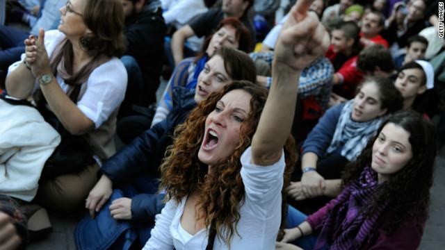 El movimiento #YoSoy301 surge en España contra el proceso de manifestantes