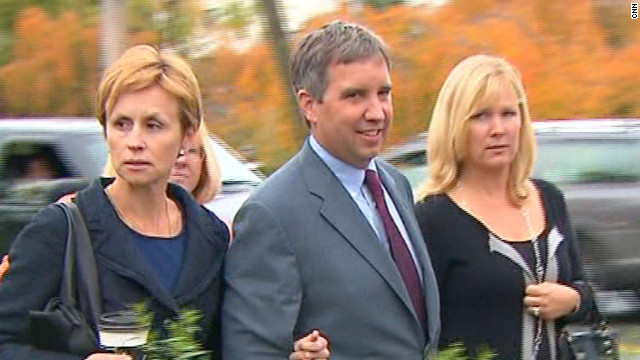 Douglas Kennedy, faced his third day of trial Wednesday for accusations he assaulted two New York nurses in January.