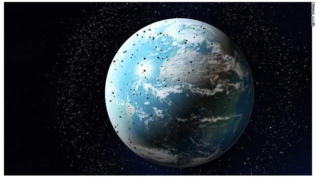 """EE.UU. quiere reparar la """"cerca"""" que protege a la Tierra de la basura espacial"""