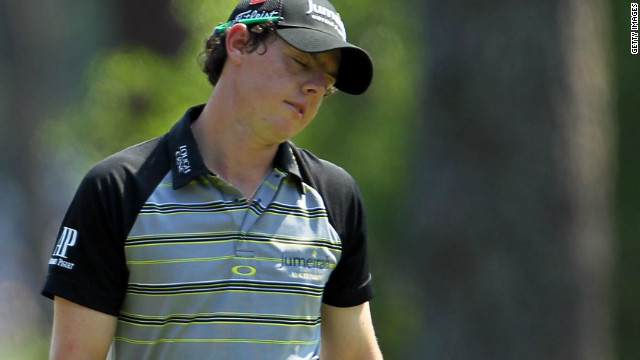 Rory McIlroy may now be the world's top-ranked golfer, but there was a time when he was looking for a first major win. Surely it would come at the 2011 Masters? The Northern Irishman had torn up the famous Augusta course, entering the final day with a four-stroke lead. McIlroy shot the worst round ever recorded by someone leading after three rounds of the Masters. He watched on heartbroken as Charl Schwartzel took the title, but bounced back with a record-breaking U.S. Open win to clinch his first major.<br/><br/>