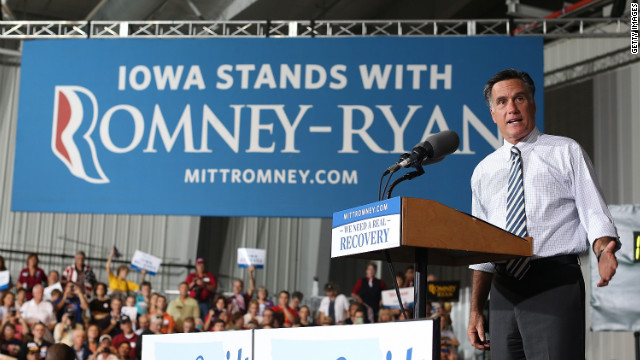 Romney beats back on &#039;horses and bayonets&#039;