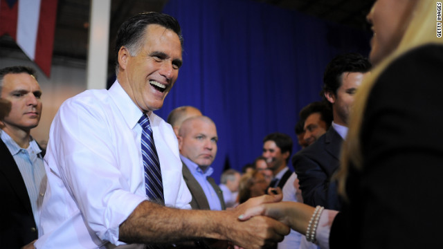 Endorsements for Romney in Detroit, NY and Washington