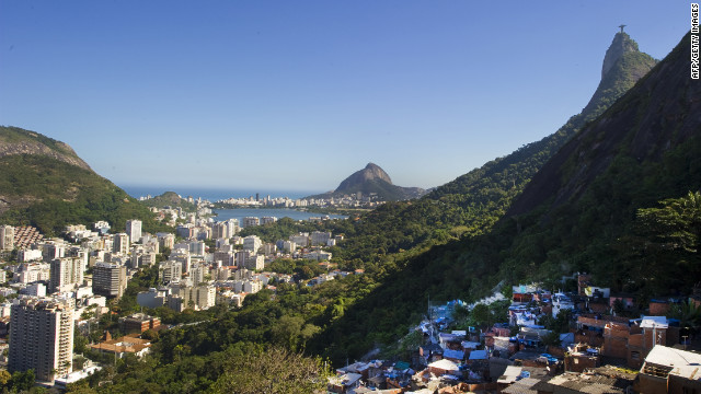You might want to visit Rio soon. Prices are likely to rise as the city welcomes big events like the World Cup in 2014 and the Olympic Games in 2016.