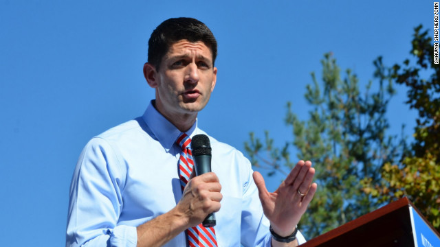 Ryan likens Obama plan to 'slick new brochure'