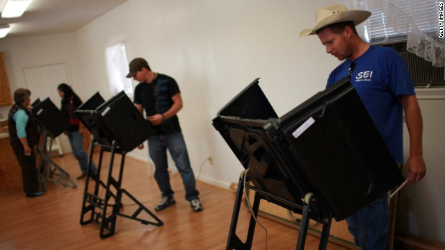 Texas, international election monitors face off