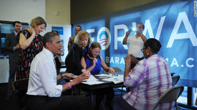 Obama campaign reports $90.5 million haul in start of October