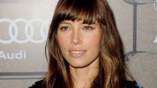 Jessica Biel becomes JT: 'I really won the jackpot of names'