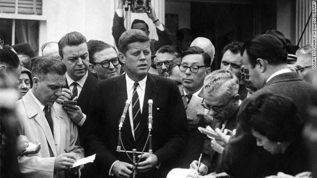 CNN Profiles: The secret tapes of JFK