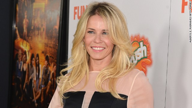 Overheard: Chelsea Handler wants to focus on off-camera work, gain weight