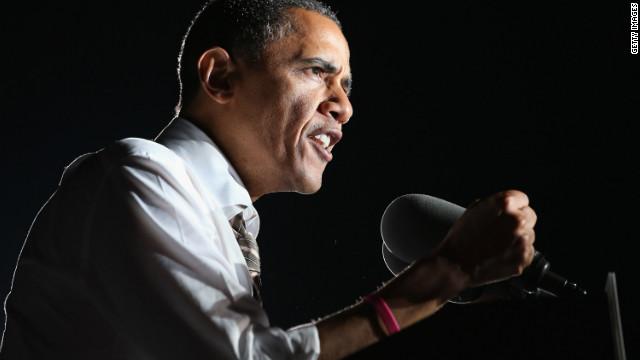 Cuatro días después del último debate, Obama participa en una entrevista en MTV