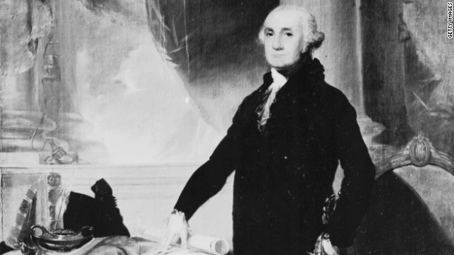George Washington created a nation out of a confederation of states.