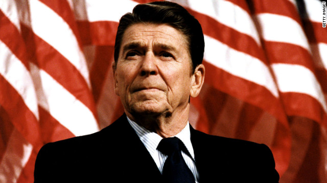 Ronald Reagan helped end the Cold War.