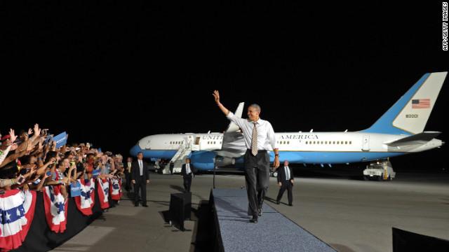 Virginia, el símbolo de los que dudan sobre la reelección de Obama