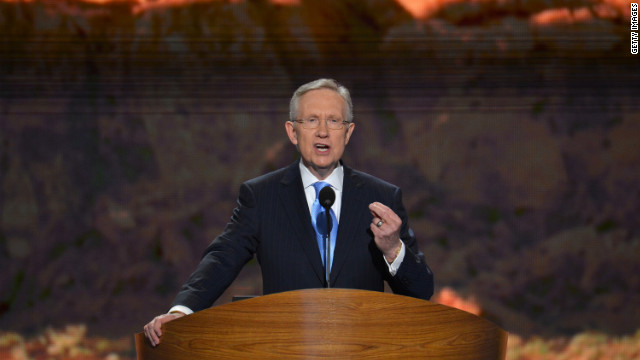 Harry Reid released from hospital after vehicle crash