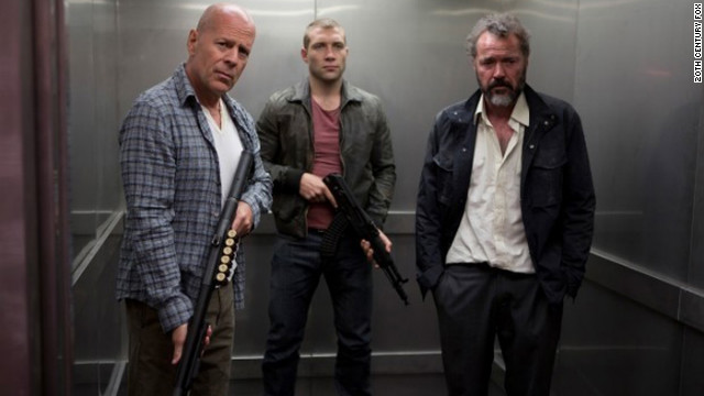 Watch: 'A Good Day to Die Hard' trailer