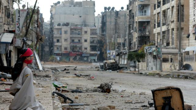 Diez niños mueren por bombas arrojadas desde un avión en Siria
