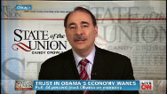 Axelrod on Obama&#039;s closing strategy
