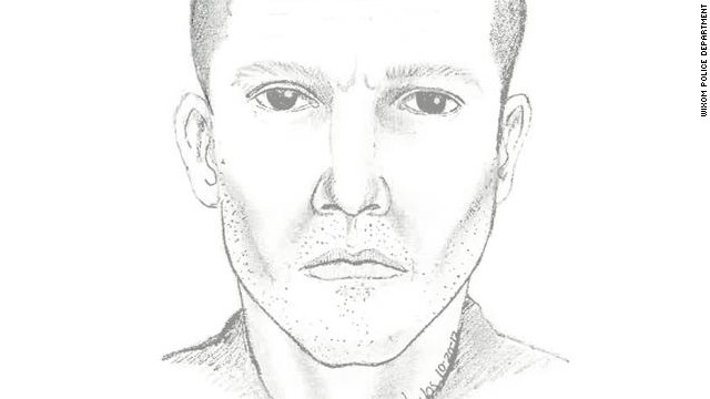 Police issued a composite of a suspect in the shootings in Michigan's Oakland, Livingston, and Ingham counties.
