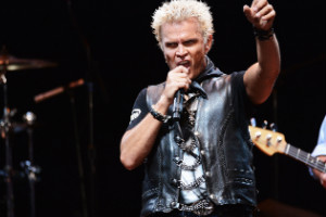 Billy Idol, ¿también actor?