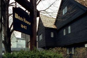 Salem, el lugar de las brujas