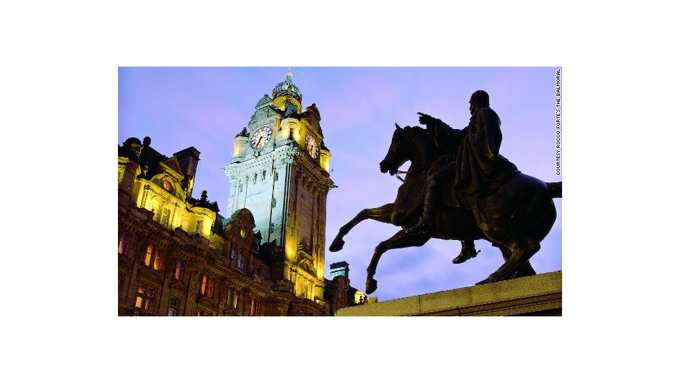Tradiciones misteriosas en Edimburgo