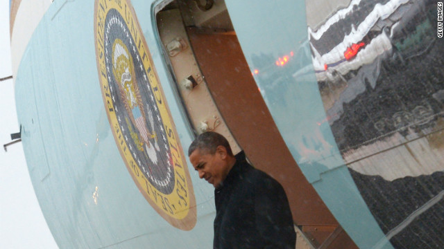 Obama to deliver statement on Hurricane Sandy