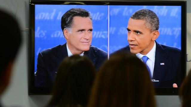 Sandy expone el modelo de Estado de Obama y Romney