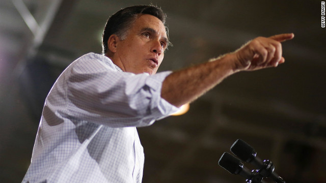 Romney: Vote early, here's why
