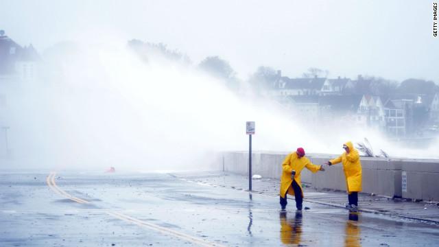 Cuentas de Twitter y sitios para seguir el avance del huracán Sandy