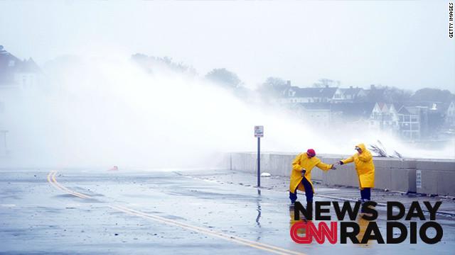 CNN Radio News Day: October 29, 2012