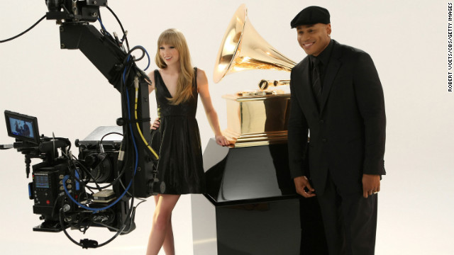 Taylor Swift to co-host Grammy nominations concert with LL Cool J