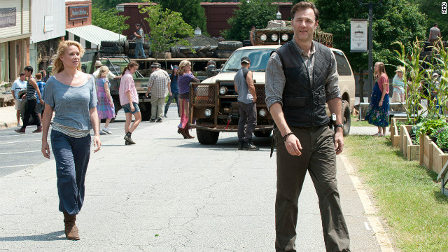 Welcome to Woodbury on 'The Walking Dead'