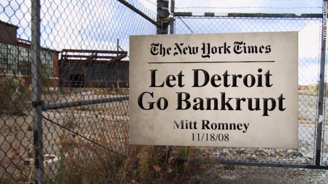 Obama campaign unveils response to Romney auto ad