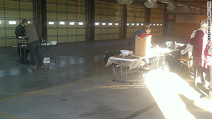 hangar