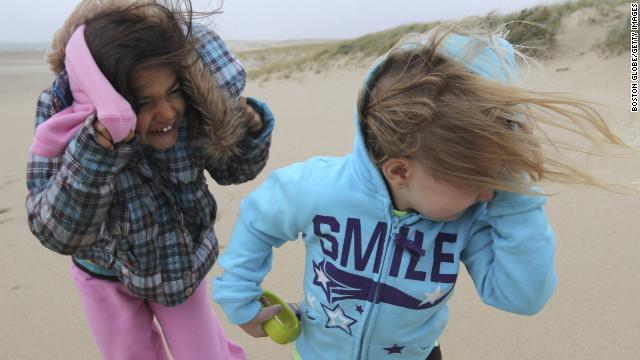 Sandy ya no es considerada huracán por parte de los autoridades