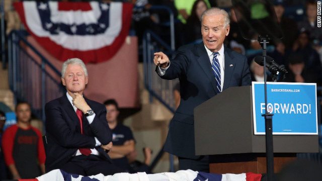 Biden, Clinton tag team Romney claim on Jeep and China