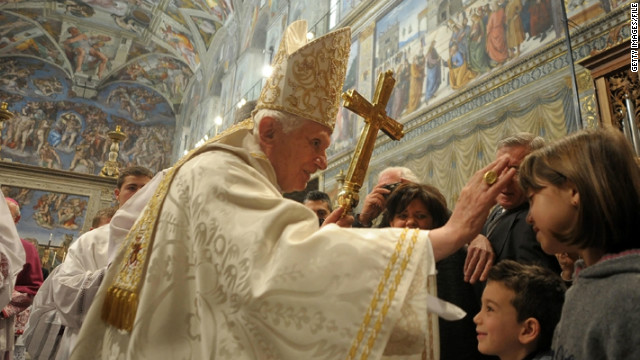 Pope's book on Jesus debunks Christmas myths