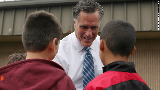 My View: Why Mitt Romney is a better choice for education reform