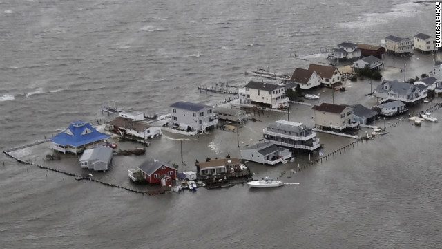 Tuckerton, New Jersey -- who insured these properties -- and why?