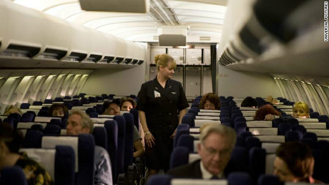 &quot;United 93&quot; re-stages the real-life story, from the passengers' perspective, of one of the planes hijacked on September 11, 2001.