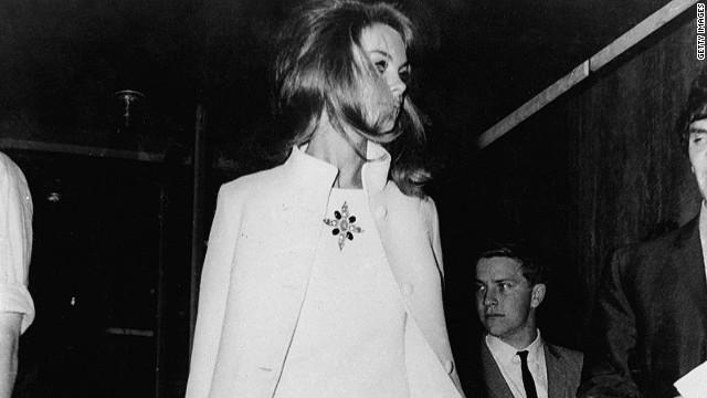"""Jean Shrimpton, la mujer que logró """"vencer"""" a todos los jinetes y caballos"""