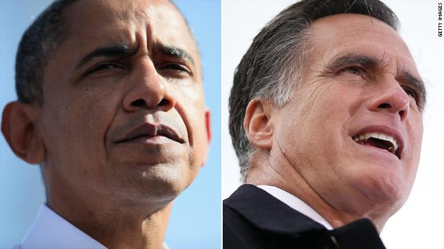 Por qué Obama y Romney no salen del margen de error en las encuestas