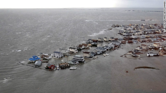7 health risks in the wake of Superstorm Sandy