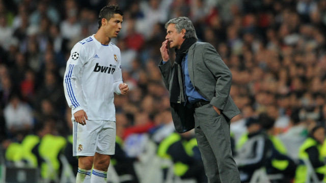 Ronaldo has nothing but praise for Real coach Jose Mourinho: &quot;Well, my relationship with him is perfect. I don't ask for nothing better. In terms of coaching I'm sure 100%... 200% that he is the best. He shows every country who's the best because he wins all the leagues.&quot;