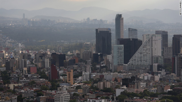 Journalist Susana Seijas says so far Mexico City remains mostly cocooned from the bloodshed that is consuming many parts of the country.