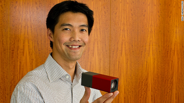 Ren Ng is the 32-year-old inventor of the Lytro camera, a device he hopes will come to revolutionize the field of digital photography.