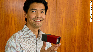 Lytro inventor Ren Ng focuses on the future
